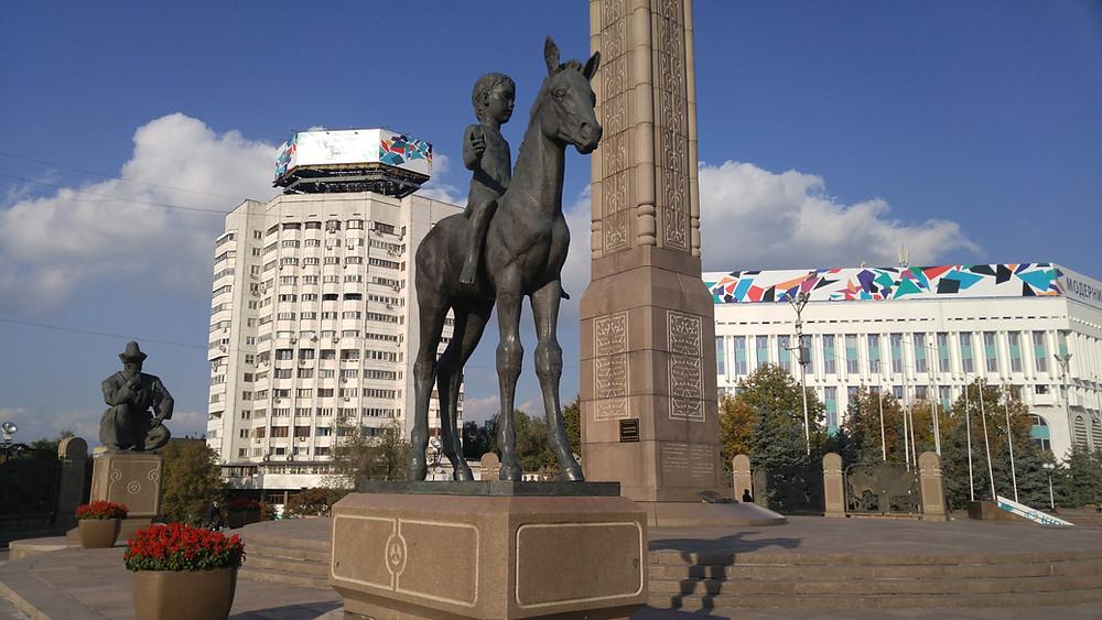 Almaty, Kazajstán,