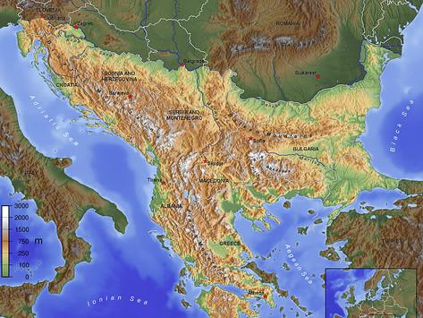 Cómo preparar un viaje a los Balcanes