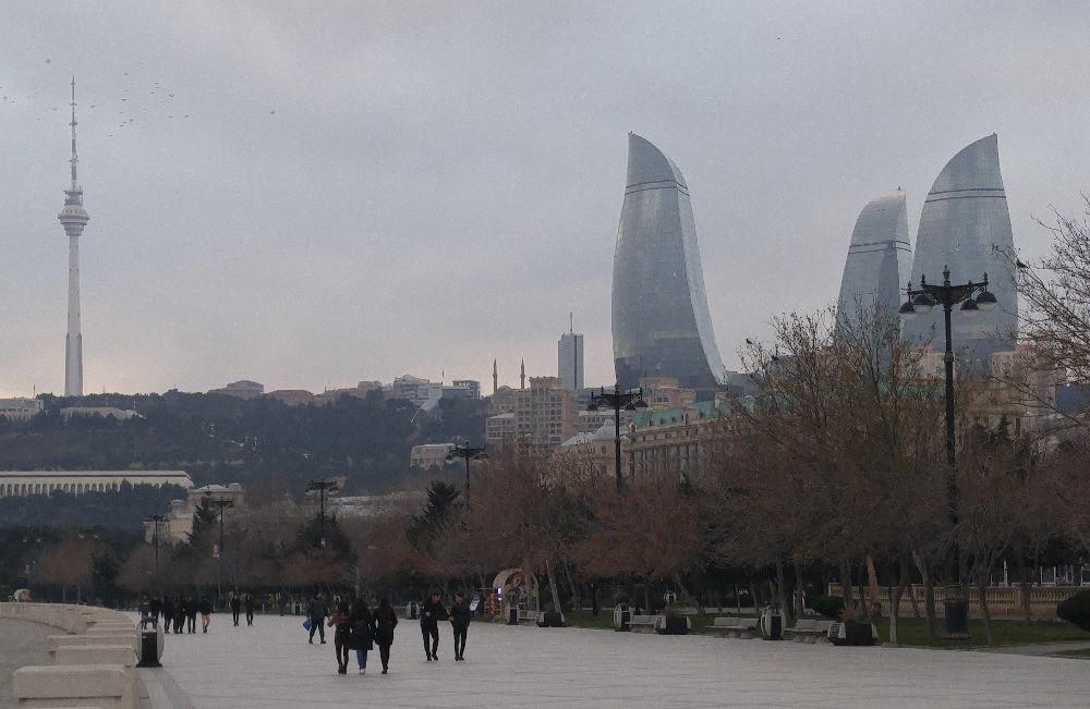 Baku, Azerbaiyán,