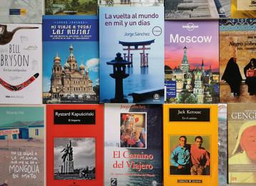 12 libros para viajar desde casa