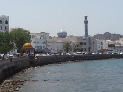 Mascate, un día en la capital de Omán