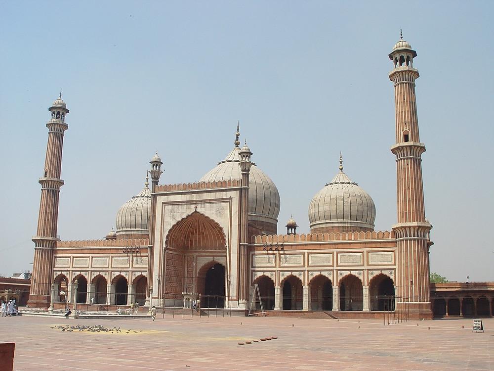 Delhi, India, Jama Masjid,