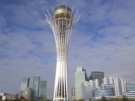 Astana: la ciudad más rica de Asia Central