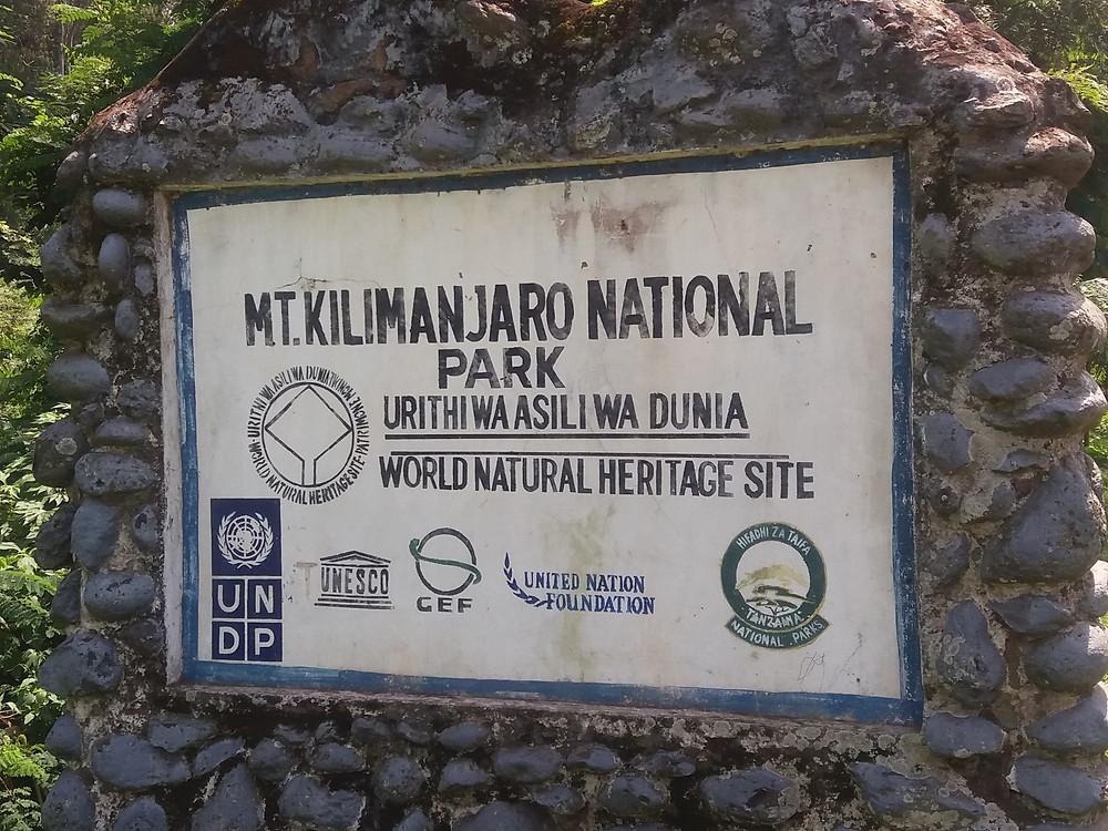 Kilimanjaro, Tanzania,