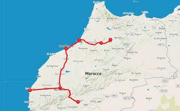 Itinerario de 10 días por Marruecos