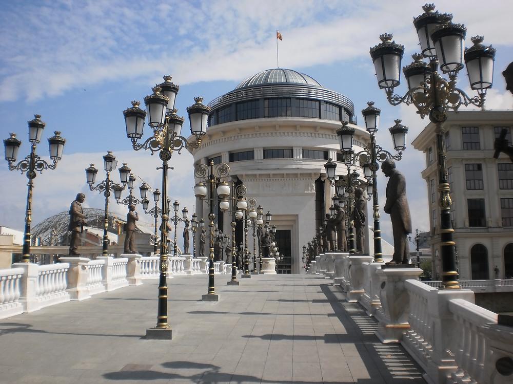 Skopje, Macedonia,