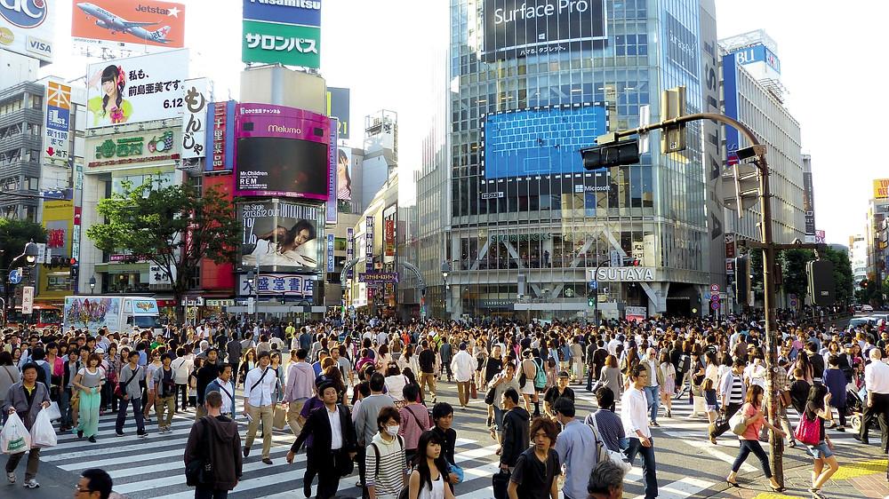 Tokyo, Japon,