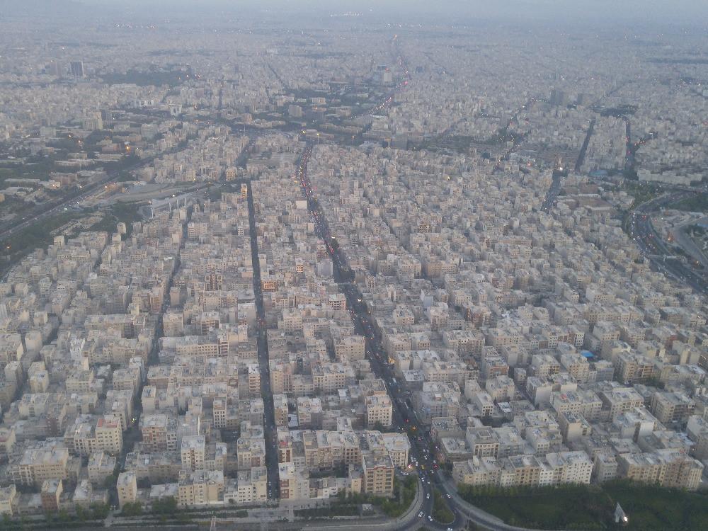 Teherán, Irán, Torre Milad,