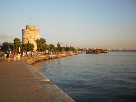 Tesalónica, la ciudad de la Torre Blanca