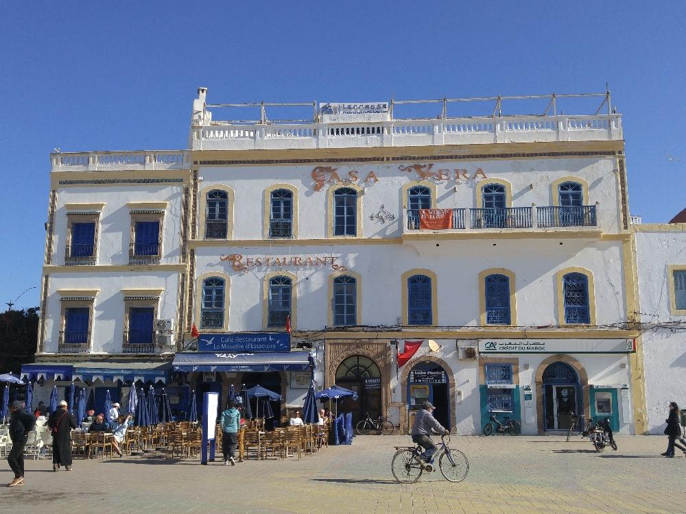 Essaouira, Marruecos, Moulay El Hassan,