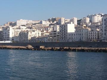 Argel. Mi experiencia en la capital de Argelia.