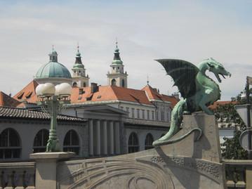Liubliana: 3 días en la capital de Eslovenia