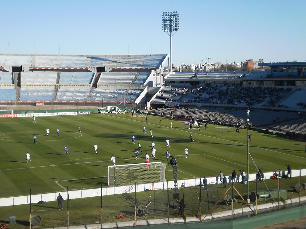Montevideo, Uruguay,
