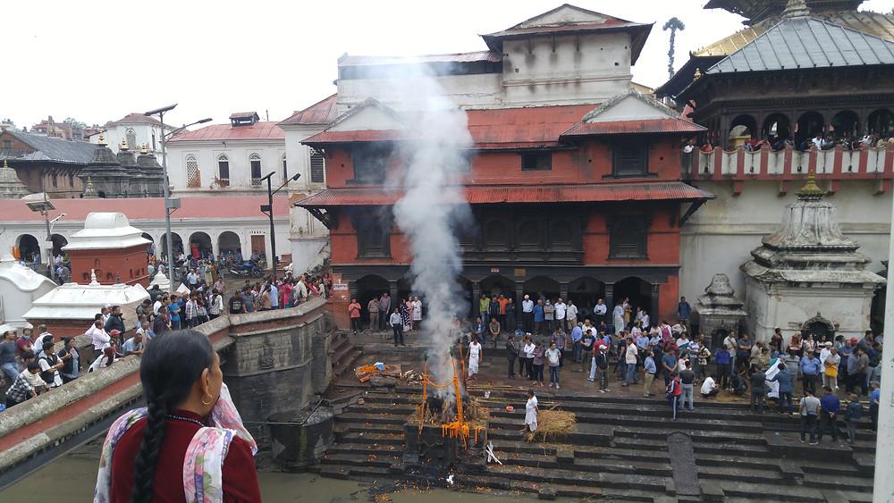 Templo de Pashupatinath, Nepal, Kathmandú,