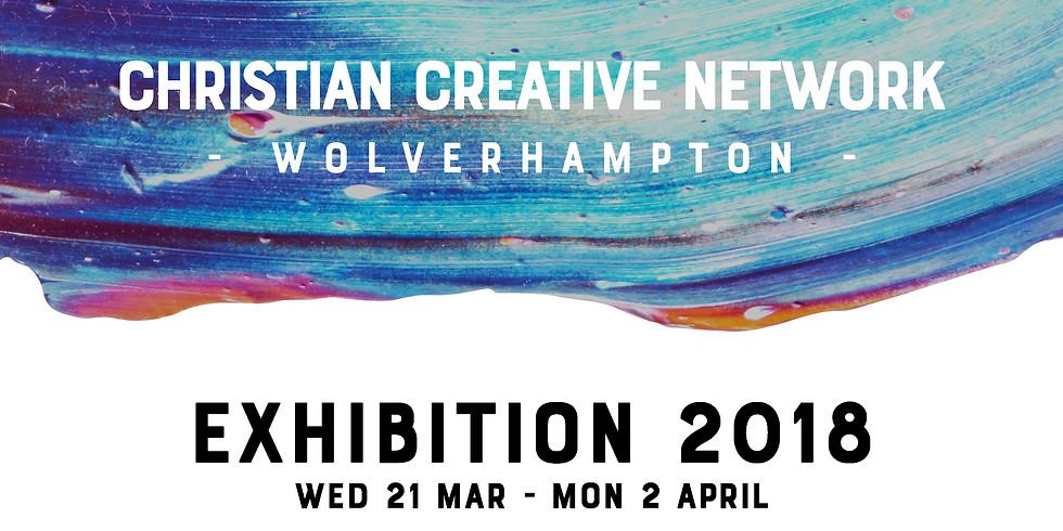 Christian Creative Network Exhibition