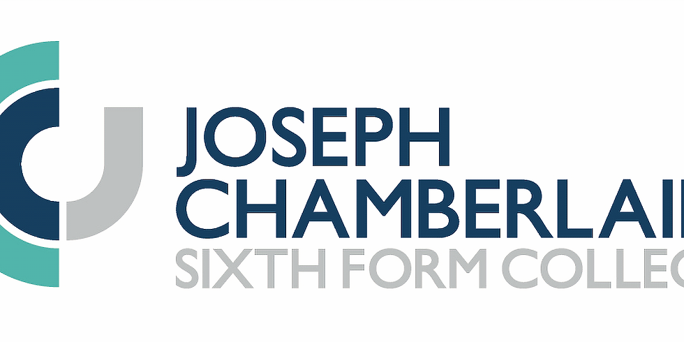 Joseph Chamberlain Sixth Form Students end of year exhibition