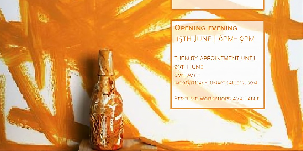 Perfume as Practice   Michael Borkowsky