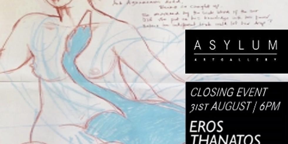 Ed Isaacs Presents Eros Thanatos