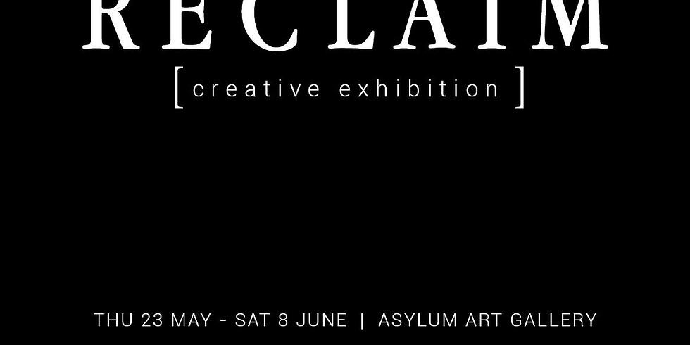 'Reclaim' Christian Creative Network Group show