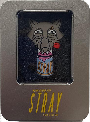 [WOLFTOWN SKATEBOARDS] - STRAY USB & TIN
