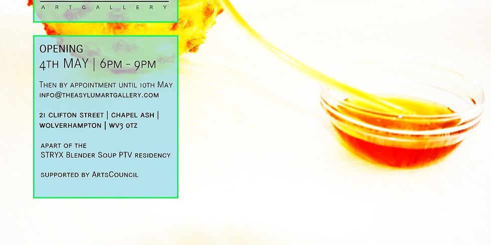 STRYX 'Blender' Artist residency tour : Matt Gale