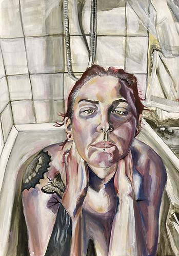 [CAITLIN DOHERTY] - ARTIST IN THE BATH