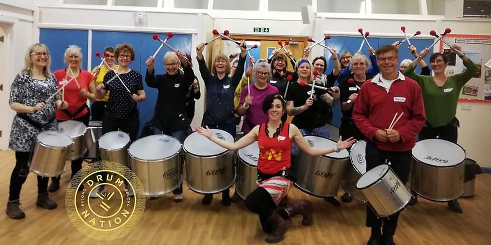 5 week Samba Drumming Course-Kendal