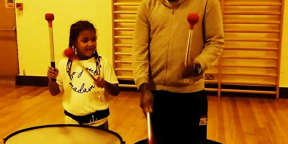Easter Holiday Samba School