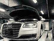 Audi A8 Tire Service