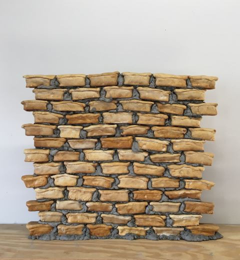 Wall of Bread, The Staff of Life by Katharine Umsted
