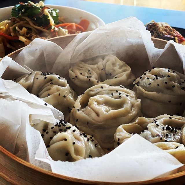 Vegan Dumplings on 9/8/20