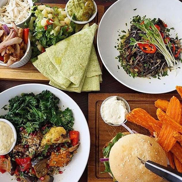 Four Course Vegan Meal