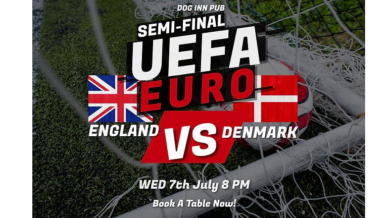 England National Football Semi Finals ⚽🎞️🎉👈