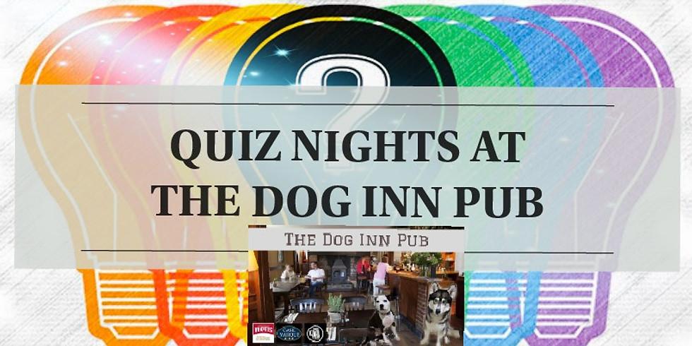 Quiz Nights - EVERY THURSDAY - Dog Inn Pub Whittle-le-Woods