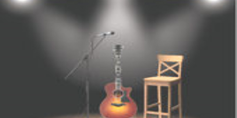 Come down put your name down for our Acoustic OPEN WEDNESDAY NIGHTS From 7.30pm.