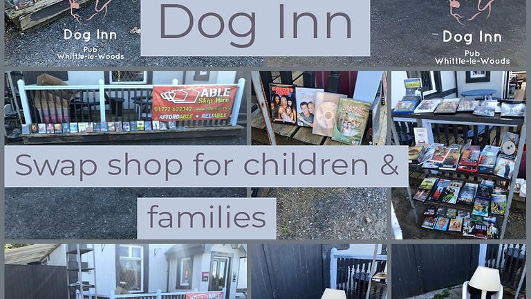 Dog Inn Covid-19 Swap shop