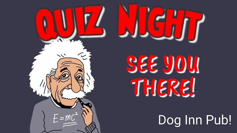 Quiz With A Twist nights! EVERY THURSDAY!