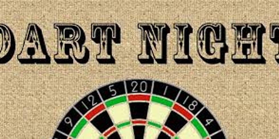 Dog Inn's Fun fullfilled Darts Nights