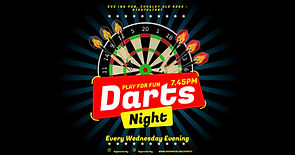 Dog inn DARTS & Dominoes Lancashire darts team