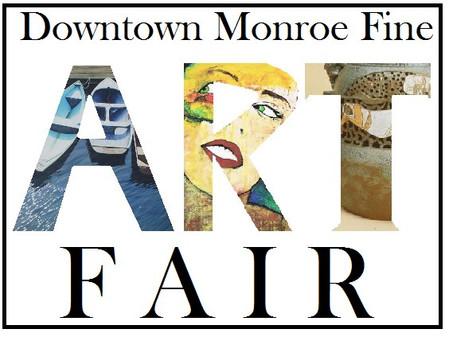 Downtown Monroe Fine Art Fair