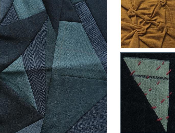 Fabric treatment samples