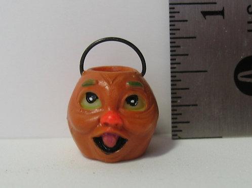 Small Pumpkin Trick-or-Treat Basket