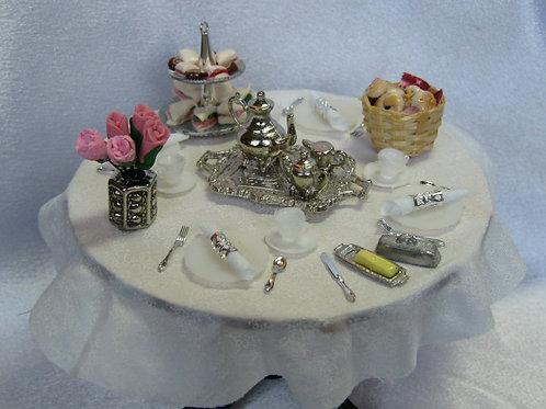 Tea Time Table Top
