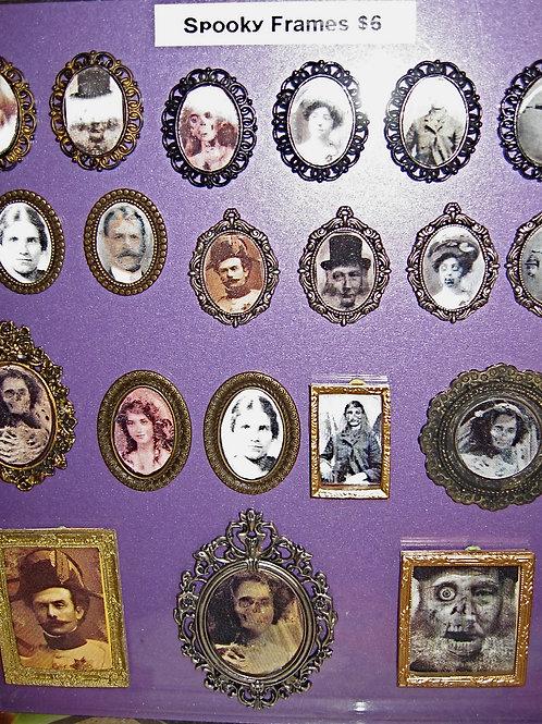 Spooky Frames
