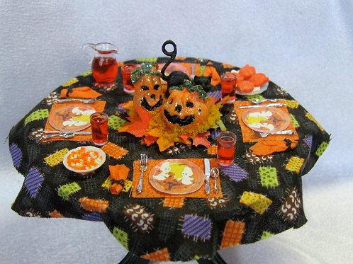 Halloween Table Top2
