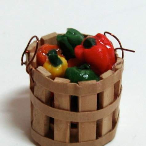 Mixed Pepper Bushel