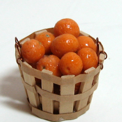 Orange Bushel