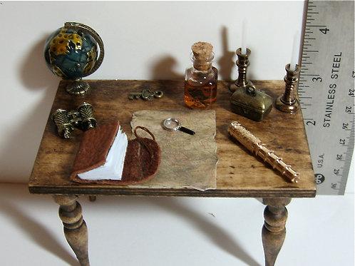 Traveler's Table-Rectangle