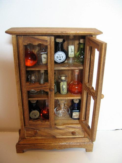 Bottle Hutch