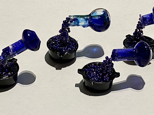 Purple Pouring Potion
